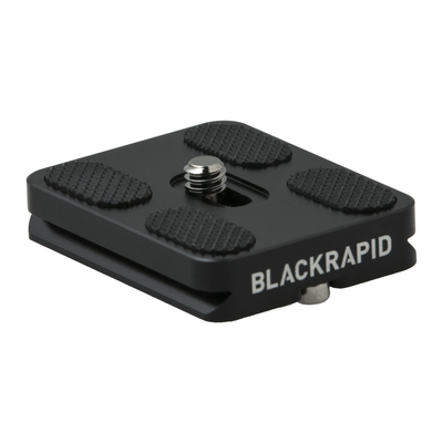 Black Rapid Arca-Compatible Tripod Plate 50mm, tripods plates, Black Rapid - Pictureline  - 1