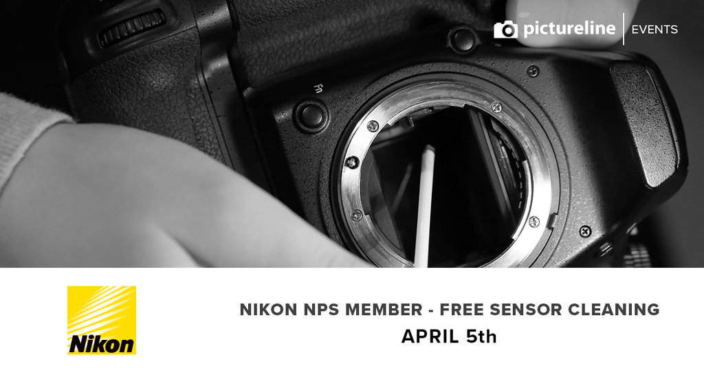 Nikon NPS Members FREE Sensor Cleaning Day (April 5th, Thursday)