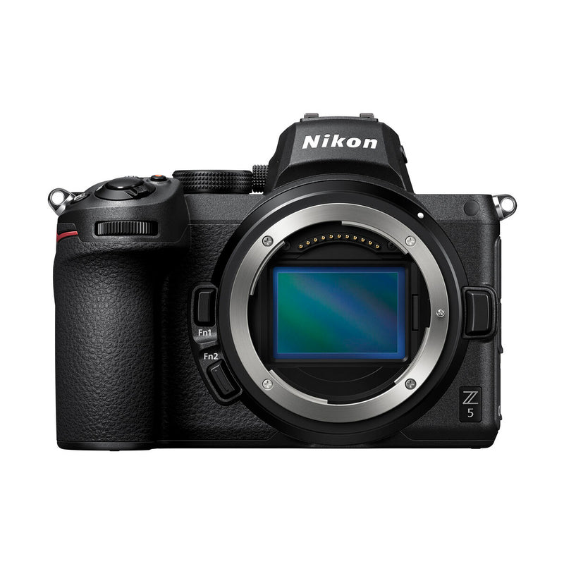 the Nikon full-frame z 5