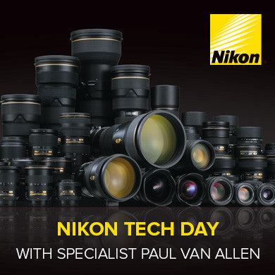 Nikon Tech Day (December 15th), events - past, pictureline - Pictureline