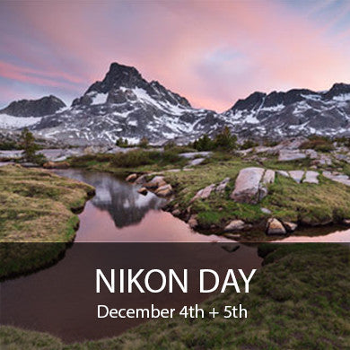 Nikon Days (December 4th & 5th), events - past, Pictureline - Pictureline