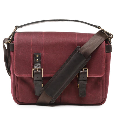 ONA Prince Street Camera Bag Crimson