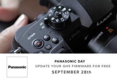Panasonic Day (September 28th) – Pictureline