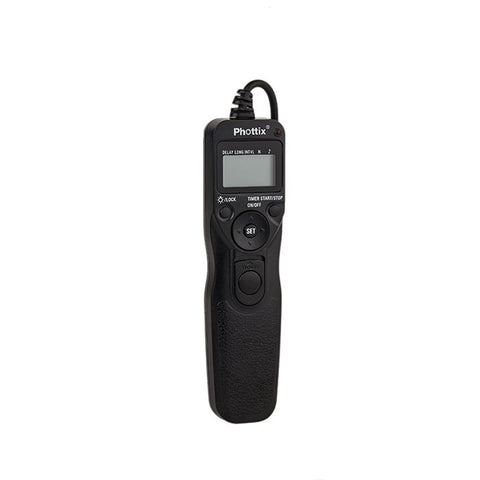 Phottix Taimi Digital Timer with Interchangable Shutter Cable