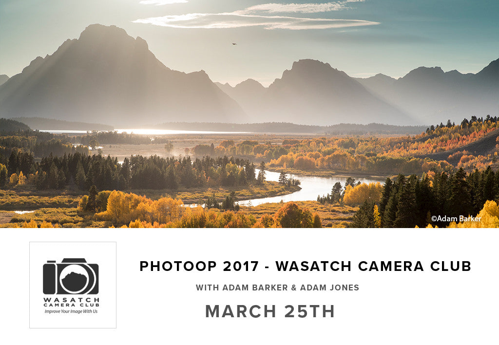 PhotoOp 17 (March 25th)