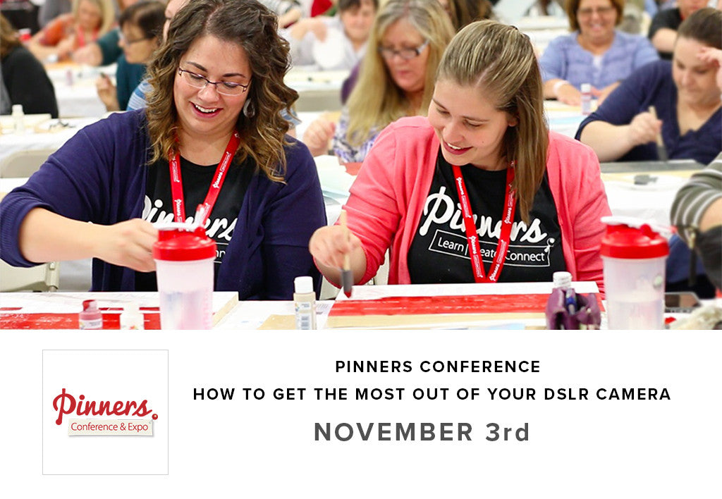 Pinners Conference and Expo (November 3-4, 2017)