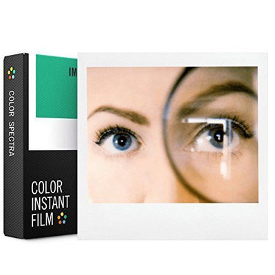 Impossible Color Film for Spectra Cameras, camera film, Impossible Films - Pictureline