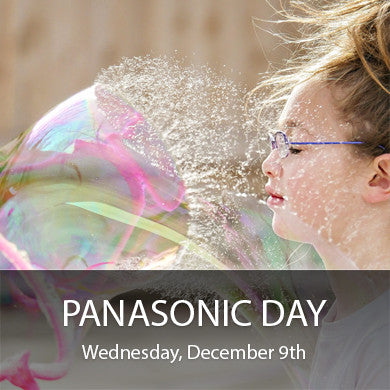 Panasonic Day (December 9th), events - past, Pictureline - Pictureline