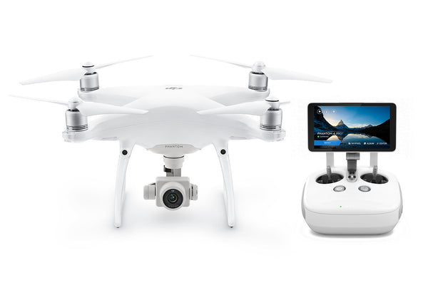 DJI Phantom 4 Pro+ Quadcopter with 4K Camera & 3-Axis Gimbal, video drones, DJI - Pictureline  - 1