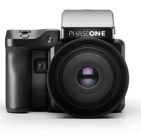 PhaseOne XF Medium Format Kit with IQ3 80MP Back + Blue Ring prime lens of choice, camera medium format cameras, PhaseOne - Pictureline