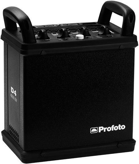Profoto D4 4800 Air Generator, lighting studio flash, Profoto - Pictureline  - 1