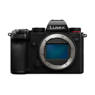 Panasonic Lumix S5 Full Frame Mirrorless Camera Body