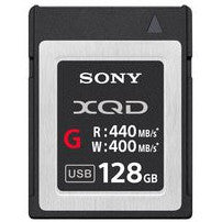 Sony 128GB G-Series 2933x XQD Card, camera memory cards, Sony - Pictureline