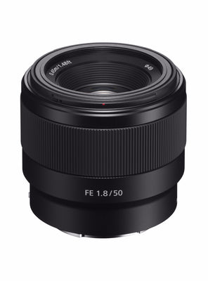 Sony FE 50mm f1.8 Lens, lenses mirrorless, Sony - Pictureline  - 1