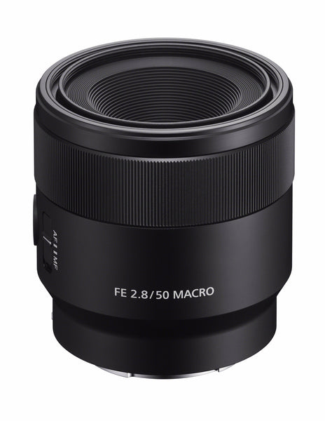 Sony FE 50mm f2.8 Macro Lens, lenses mirrorless, Sony - Pictureline  - 1