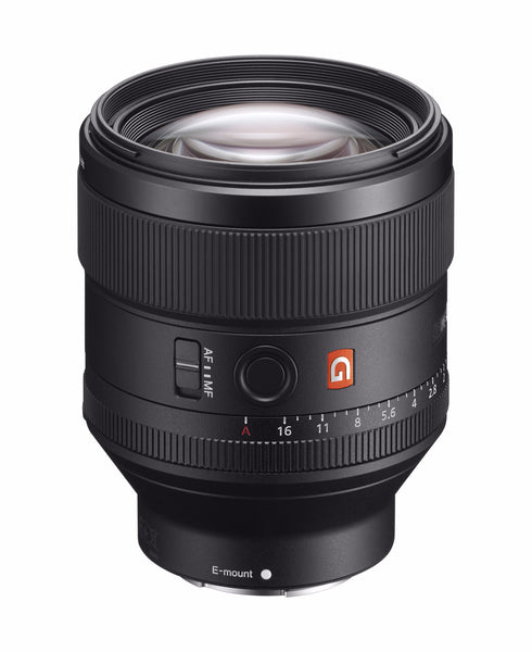 Sony FE 85mm f1.4 GM Lens, lenses mirrorless, Sony - Pictureline  - 1