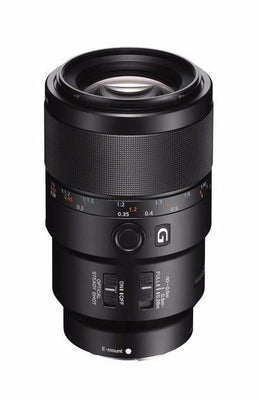 Sony FE 90mm f2.8 Macro G OSS Macro Lens, lenses mirrorless, Sony - Pictureline  - 1