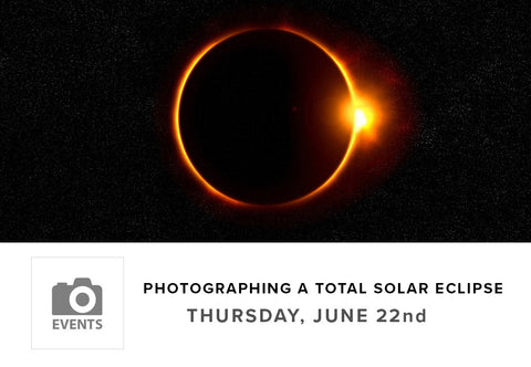 Photographing a Total Solar Eclipse with Terence Murtagh