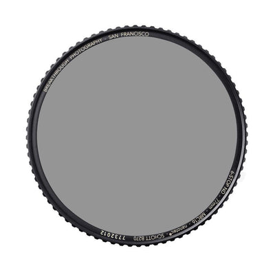 Breakthrough Photography 77mm X4 Neutral Density 1.8 Filter (6 Stop)