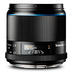 Schneider Kreuznach 110mm LS f/2.8 Blue Ring Lens for PhaseOne, lenses medium format, PhaseOne - Pictureline