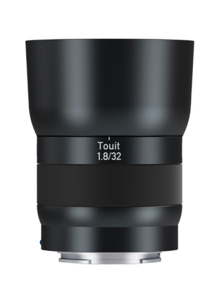 Zeiss Touit 32mm f/1.8 Lens for Sony E-Mount, lenses mirrorless, Zeiss - Pictureline