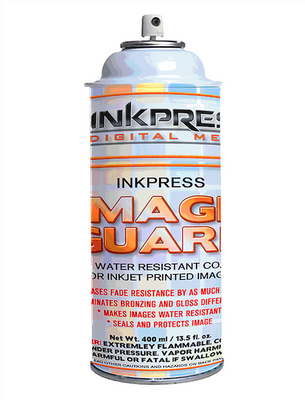 InkPress Image Guard Spray, papers mounting supplies, InkPress - Pictureline