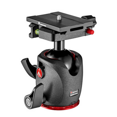 Manfrotto MHXPRO-BHQ6 XPRO Ball Head with Top Lock Quick-Release System, tripods ball heads, Manfrotto - Pictureline  - 1