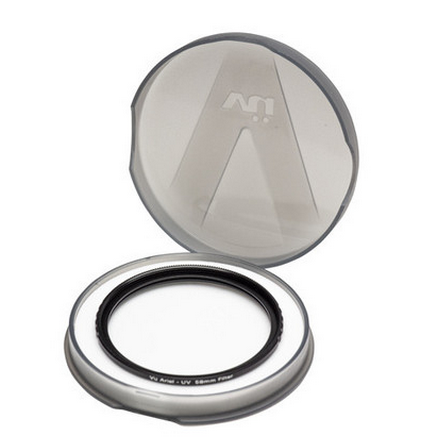 Vu Filters Ariel 55mm UV Filter, lenses filters uv, Vu - Pictureline