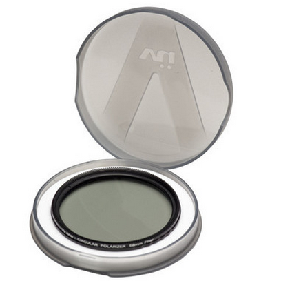 Vu Filters Ariel 62mm Circular Polarizer, lenses filters polarizer, Vu - Pictureline
