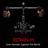 DJI Ronin-M Camera Stabilizer, video stabilizer systems, DJI - Pictureline  - 4