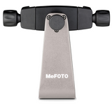 MeFOTO SideKick360 Plus SmartPhone Adapter (Titanium), tripods other heads, MeFOTO - Pictureline  - 1