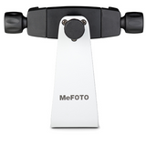 MeFOTO SideKick360 Plus SmartPhone Adapter (White), tripods other heads, MeFOTO - Pictureline  - 1