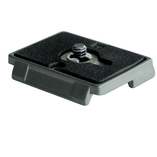 Manfrotto 200PL Quick Release Plate, tripods plates, Manfrotto - Pictureline