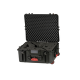 HPRC 2700 WPHA2 Wheeled Hard Case + Foam for DJI Phantom 3, video drone accessories, HPRC - Pictureline  - 2