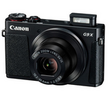 Canon PowerShot G9 X Kit (Black), camera point & shoot cameras, Canon - Pictureline  - 2