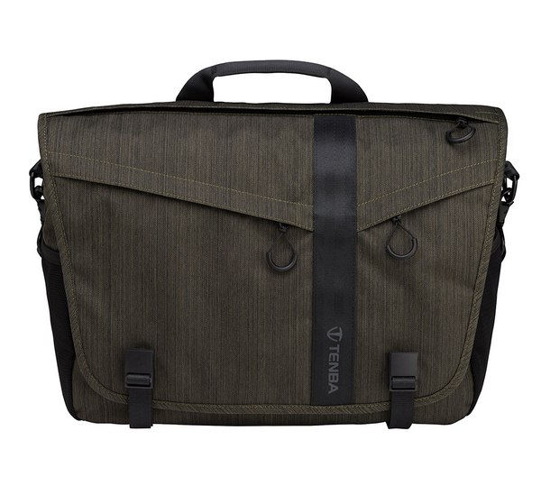Tenba DNA 15 Olive Messenger Bag, bags shoulder bags, Tenba - Pictureline  - 1