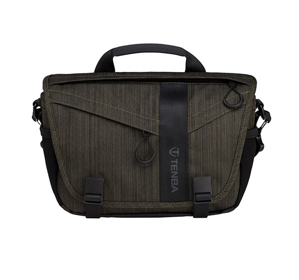 Tenba DNA 8 Olive Messenger Bag, bags shoulder bags, Tenba - Pictureline  - 1
