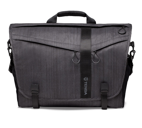 Tenba DNA 15 Graphite Messenger Bag, bags shoulder bags, Tenba - Pictureline  - 1