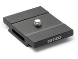 Gitzo Short Profile GS5370SD Arca Swiss Quick Release Plate, tripods parts & accessories, Gitzo - Pictureline  - 1