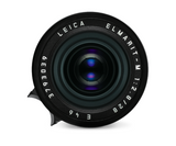 Leica 28mm f/2.8 Wide Angle Elmarit-M Aspherical Manual Focus Lens (6-Bit, Updated for Digital), lenses mirrorless, Leica - Pictureline  - 2