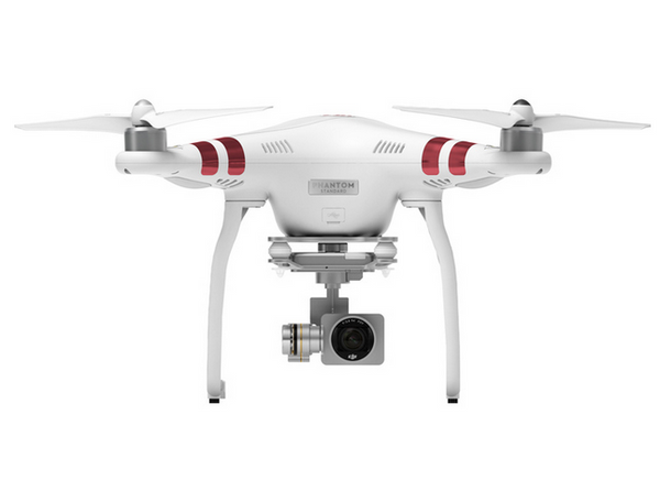 DJI Phantom 3 Standard Quadcopter w/2.7K Camera & 3-Axis Gimbal, discontinued, DJI - Pictureline  - 1