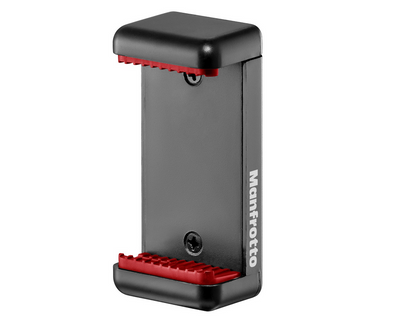 Manfrotto Smartphone Clamp, tripods other heads, Manfrotto - Pictureline