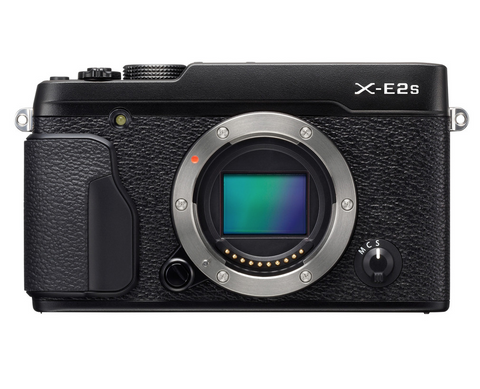 Fujifilm X-E2s Digital Camera Body (Black), camera mirrorless cameras, Fujifilm - Pictureline  - 1