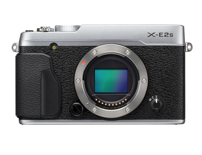 Fujifilm X-E2s Digital Camera Body (Silver), camera mirrorless cameras, Fujifilm - Pictureline  - 1