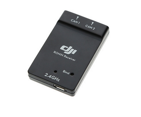 DJI Ronin 2.4GHz Receiver for Thumb Controller, video cables & accessories, DJI - Pictureline  - 1