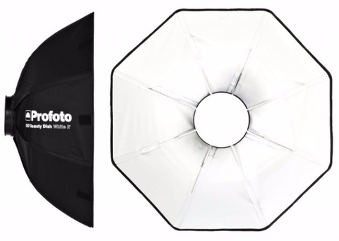 Profoto OCF Beauty Dish White 2', lighting reflectors, Profoto - Pictureline