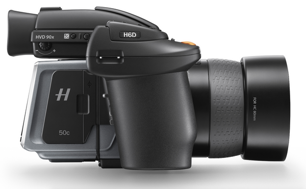 Hasselblad H6D-50c Medium Format Digital Camera Body, camera medium format cameras, Hasselblad - Pictureline  - 1