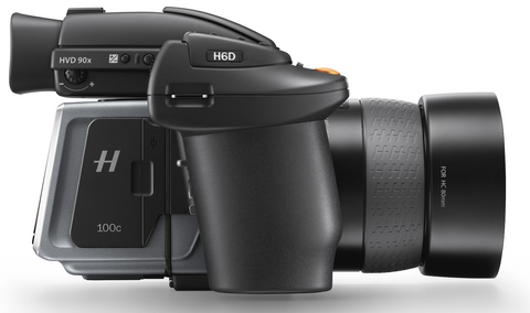Hasselblad H6D-100c Medium Format Digital Camera Body, camera medium format cameras, Hasselblad - Pictureline  - 1