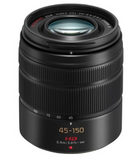 Panasonic Lumix 45-150mm f/4-5.6 Mega OIS Micro Four Thirds Lens, lenses mirrorless, Panasonic - Pictureline  - 2
