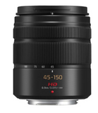 Panasonic Lumix 45-150mm f/4-5.6 Mega OIS Micro Four Thirds Lens, lenses mirrorless, Panasonic - Pictureline  - 1